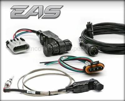 07.5-10 LMM Duramax - Tuners and Programmers - Edge - Edge Products Universal  EAS Control Kit