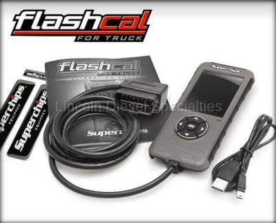 01-04 LB7 Duramax - Tuners and Programmers - Superchips - Superchips GM FlashCal Calibration Tool (Truck)