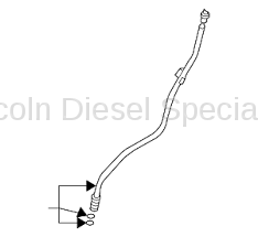 Engine - Components - GM - GM Engine Oil Dip Stick Tube (2007.5-2010)