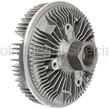 Cooling System - Cooling Fans and Fan Parts - GM - GM Cooling Fan Clutch Assembly (2006-2010)