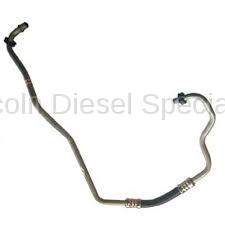 Transmission - Coolers & Lines - GM - GM OEM Transmission Oil Cooler Inlet Pipe (2006-2010)