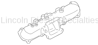 Engine - Components - GM - GM Engine Valve Cover (Upper)