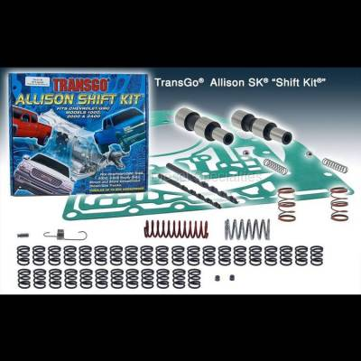 Transmission - Shift Kits & Valve Body - Suncoast - SunCoast Transgo Allison Shift Kit (2001-2005)
