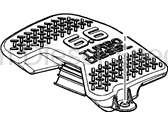 06-07 LBZ Duramax - Air Intake - GM - GM Air Intake Manifold Cover (2004.5-2007)*