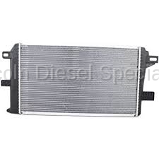 Cooling System - Radiators, Tanks, Reservoirs &  Parts - GM - GM OEM Replacement Radiator (2001-2005)