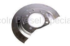 Brake Systems - Lines & Hardware - GM - GM OEM Rear Parking Brake Apply Dust Shield (2001-2007)