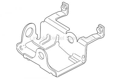 GM - GM Brake Module Support Bracket  (2001-2007) - Image 2