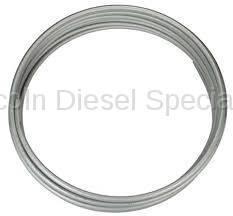 "Brake Systems - Lines & Hoses & Hydraulics - GM - GM OEM Steel Brake/ Fuel Feed/ Return Bulk Tubing Coil (1/4"") 2001-2007"