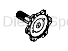 "Axle and Differential - 9.25"" Front Axle - GM - GM Front Axle Output Shaft (Drivers Side) 2009-2018"