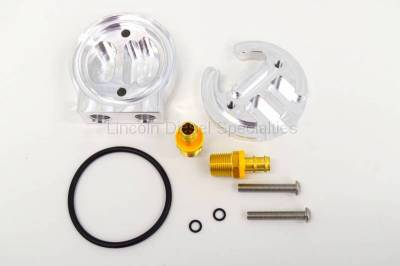 Lincoln Diesel Specialities - LDS Fuel Sump Kit with Return Port - Image 2