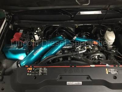 S300/S400 Turbos - S400 Series - WCFab - Wehrli Custom Fab S400 Twisted Single Turbo Duramax Install Kit (2001-2016)