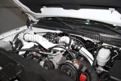 Turbo Kits, Turbos, Wheels, and Misc - Twin Turbo Kits - WCFab - Wehrli Custom Fab S400/S300 Twin Duramax LB7 Kit (2001-2004)