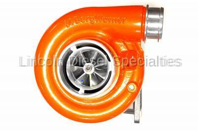 S300/S400 Turbos - S400 Series - BorgWarner - BorgWarner S480 Billet Wheel, 96/88 , T-6, 1.15 Housing
