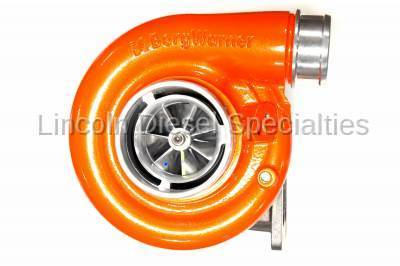 S300/S400 Turbos - S400 Series - BorgWarner - BorgWarner S480 Cast Wheel,Race Cover 96/88 , T-6, 1.15 Housing