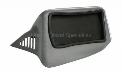 06-07 LBZ Duramax - Tuners and Programmers - Edge - Edge Products Luxury Interior Dash Pod (2007-2013)