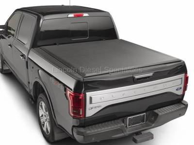 Exterior Accessories - Tonneau Covers - WeatherTech - WeatherTech Roll Up Pickup Truck Bed Cover (97.8 Inches Long Box) 2015-2017