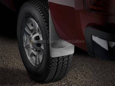 WeatherTech - WeatherTech Mud Flap  Front & Rear  No Drill Laser Fit (2015-2017) - Image 3