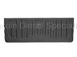 Exterior Accessoriess - Deflection/Protection - WeatherTech - WeatherTech TechLiner® Tail Gate Liner Only,  Duramax 2007.5-2018