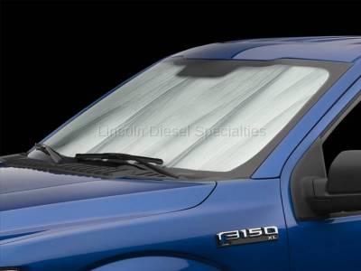 07.5-10 LMM Duramax - Interior Accessories - WeatherTech - WeatherTech TechShade® Regular Cab Full Vehicle Kit (2007.5-2014)