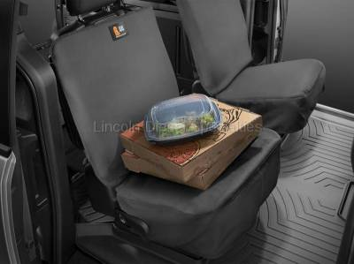 2003-2004 24 Valve, 5.9L Early - Interior Accessories - WeatherTech - WeatherTech Front Bucket Seat Protector (Universal)