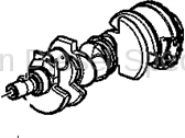 Engine - Components - GM - GM Duramax Crankshaft  (2006-2010)