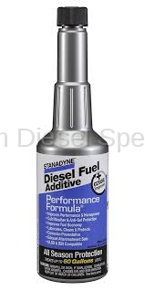 2010-2012 24 Valve 6.7L - Oil, Fluids, Additives, Grease, and Sealants - Stanadyne - Stanadyne Performance Formula Fuel Additive 16oz Bottle (38565)
