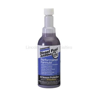 06-07 LBZ Duramax - Oil, Fluids, Additives, Grease, and Sealants - Stanadyne - Stanadyne Performance Formula Fuel Additive 8oz Bottle (38564)