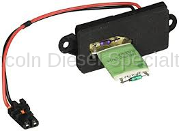 06-07 LBZ Duramax - Heating & Air Conditioning - GM - GM OEM Blower Fan Control Module (2003-2007)