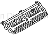Engine - Components - GM - GM Engine Oil Pan Baffle (2007.5-2010)