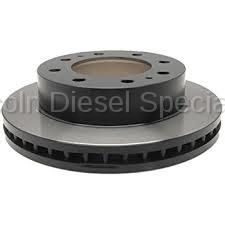 Brake Systems - Drum & Rotors - GM - GM OEM Replacement Rear Wheel Brake Rotor (2011-2015)*