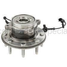 11-16 LML Duramax - Steering - GM - GM OEM Rear Wheel Hub Bearing Assembly (2011-2017)