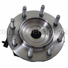 11-16 LML Duramax - Steering - GM - GM OEM Rear Wheel Hub Bearing Assembly (For Dually) (2011-2017)