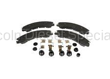 Brake Systems - Drum & Rotors - GM - GM OEM Replacement Rear Brake Pad Kit For Dually (2011-2015)