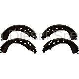Brake Systems - Drum & Rotors - GM - GM Brake Shoe Kit (2004.5-2008)