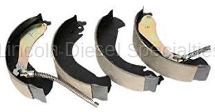 Brake Systems - Pads & Shoes - GM - GM Brake Shoe Kit (2009-2010)
