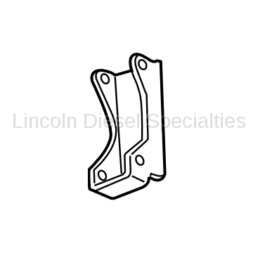 Engine - Components - GM - GM Alternator Mounting Bracket (2001-2004)