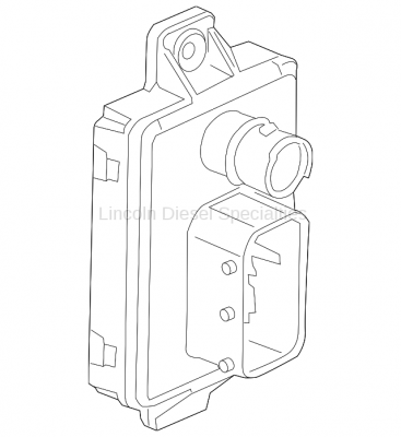 Engine - Sensors and Electrical - GM - GM OEM Glow Plug Control Module (2017)