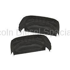 Exterior Accessoriess - Deflection/Protection - GM - GM OEM Rear Wheel House Liner Set (2007.5-2010)