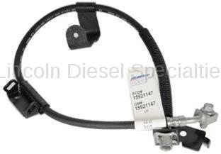 Brake Systems - Lines & Hardware - GM - GM Front Brake Hose, Passengers Side (2007.5-2010)
