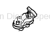 Cooling System - Thermostats-Water Pumps-Housings-Parts - GM - GM Engine Coolant Thermostat Housing  (2004.5-2010)