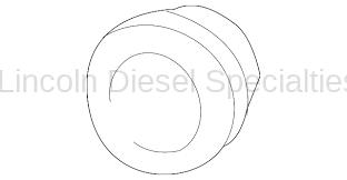 Brake Systems - Lines & Hardware - GM - GM Bushing For Electronic Brake Control (Large) (2001-2007)