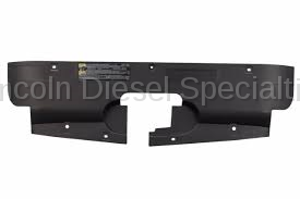 Cooling System - Radiators, Tanks, Reservoirs and Parts - GM - GM OEM Radiator Upper Panel Air Baffle (2003-2007)