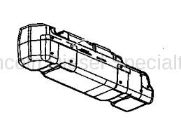 Fuel System - OEM Fuel System - GM - GM Duramax Fuel Tank 34 Gallon, 8 ft. Bed (2004.5-2010)