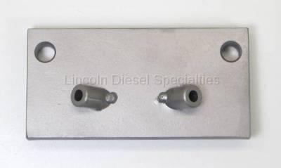 Transmission - Components - Goerend Transmission - Goerend Allison C3 Oiler PTO Cover Drilling JIG (2001-2015)