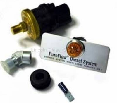 11-16 LML Duramax - Electronics - AirDog - AirDog Lift Pump Indicator Light Kit (2001-2018)