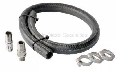 Fuel System - Aftermarket Fuel System - Pacific Performance Engineering - PPE CP3 Pump Fuel Feed Line Kit 1/2 inch (2001-2010)