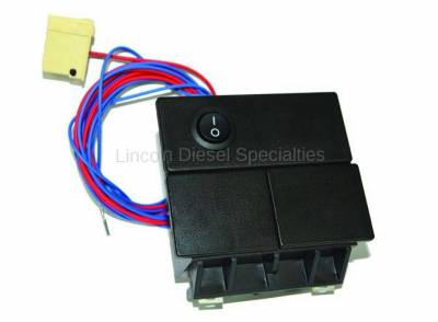 04.5-05 LLY Duramax - Tuners and Programmers - Pacific Performance Engineering - PPE High Idle/Valet Switch (2004.5-2005)