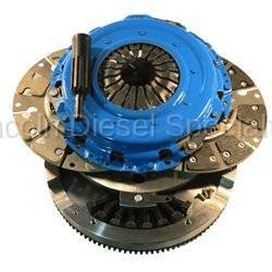 Transmission - Manual Transmission Clutches - South Bend Clutch - South Bend Double Disc Duramax Clutch (2001-2005)