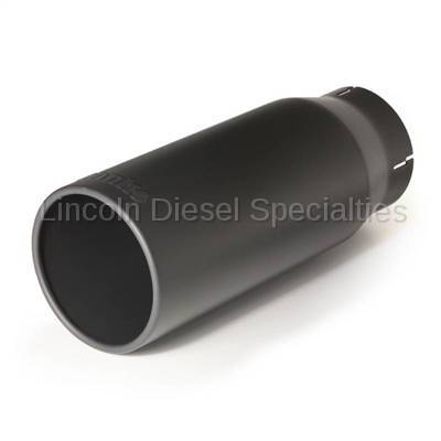 """Banks - Banks Power Black Tailpipe Tip, 4' In. 5"""" Out (Universal)"""