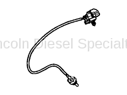 Turbo Kits, Turbos, Wheels, and Misc - Hardware, Pedestals, Accessories - GM - GM OEM Turbo Boost Sensor (2011-2016)